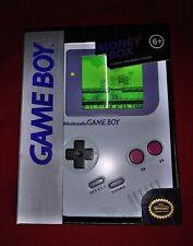 Nintendo GameBoy Game Boy Piggy Bank Coin Money Box Lenticular Super Mario Bros.
