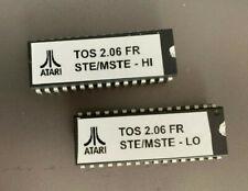 ATARI STE et MEGA STE - TOS 2.06 - Langages possibles: FR-IT-UK-ES-GE-xxx