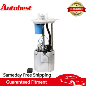 Autobest F1538A Electrical Fuel Pump For 2009-2010 Ford E150, E250, Center Tank