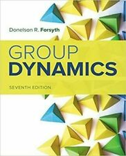 (Electronic Book) Group Dynamics, Seventh Edition, by Donelson R. Forsyth