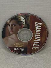 Smallville season 1 Disk 4 Only replacement  Disk dvd