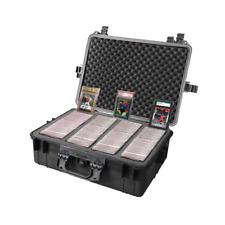 XL Graded Card Storage Box PSA BGS SGC One Touch Heavy Duty Weatherproof Case