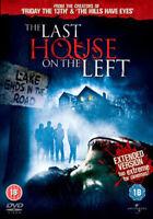 The Last Casa On The Sinistro - Esteso Versione DVD Nuovo DVD (8271685)