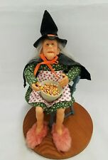 Richard Simmons Doll Halloween Wilma Nana's Family Limited Edition Doll Witch
