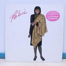 """33T BIBIE Vinyle LP 12"""" J'VEUX PAS LE SAVOIR - TOUT SIMPLEMENT - CBS 26969"""