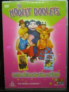 The Hooley Dooleys - 2 Favourite Videos In 1 DVD (Ready, Set...GO!) REG 4 PAL *A