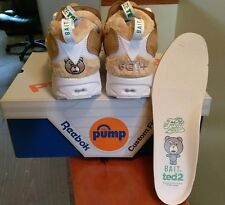 REEBOK PUMP INSTAPUMP FURY TED 2 SIZE 11 NEW IN BOX LOOK AT PIC BABE SUPREME