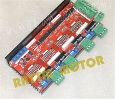 4 Axis Breakout Board Stepper Motor Driver Card 50VDC DD8727T4V1 for CNC Router