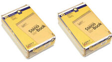 """Spiral Bound Legal Pads 6"""" X 9"""" Steno White 80 Sheets/Pad  Lot=24Pads (Save 70%)"""