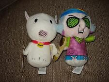 Hallmark Itty Bittys Limited Edition On-line Exclusive Maxine & Floyd SOLD OUT