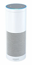 Amazon Echo Smart Assistant 1st Gen- White fully functional with warranty.