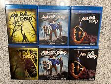 Ash Vs Evil Dead: Complete Seasons 1 2 3 (Blu-ray) W/Oop Slipcovers