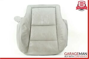 10-13 Mercedes W221 S400 S550 Front Right Bottom Lower Seat Cushion Grey OEM