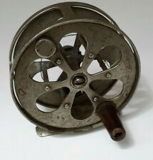 "Unbranded Meisselbach 3"" Fly Fishing Reel Vintage 3 Patent Dates"