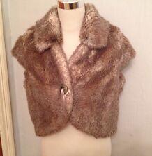 Marks & Spencer - Faux Fur Medium - BNWT