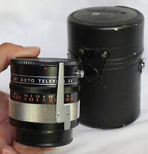 Minolta Kenko MT Auto Teleplus 3X Converter Camera Lens with Case & Lens Caps