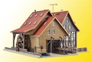 VOLLMER 47713 Spur N, Tonbachmühle mit Mühlrad und Sägegatter #NEU in OVP#