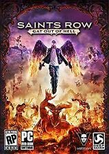 Saints Row: Gat Out of Hell PS3 Game 2015