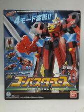 Power Rangers Go-Busters DX CB-01 Go-Buster ACE Megazord BANDAI sentai NIB
