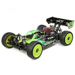 TLR Losi TLR04007 8IGHT-X Race Kit 1/8 4WD Nitro Buggy OZRC JL