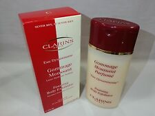 CLARINS EAU DYNAMISANTE GOMMAGE MOUSSANT FOAMING BODY EXFOLIATOR 200ML.I°VERSION