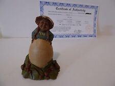 Tom Clark + Debbie + Cairn Gnome # 1111 Coa
