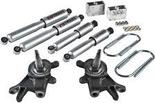 "Belltech Lowering Kit for 1984-1997 Nissan Pickup 2"" Front 3"" Rear w/Sp Shocks"