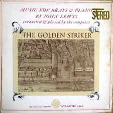 JOHN LEWIS-THE GOLDEN STRIKER-JAPAN SHM-CD C15