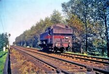PHOTO  A GREAT WESTERN 0-6-0 PANNIER TANK TRUNDLES DOWN THE 2 MILE 1 IN 37 LICKE