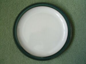 DENBY GREENWICH 1 X TEA SIDE PLATE SECOND QUALITY USED CONDITION F