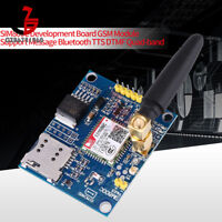 SIM800C Module GSM GPRS SMS data Support Bluetooth TTS DTMF Development Board