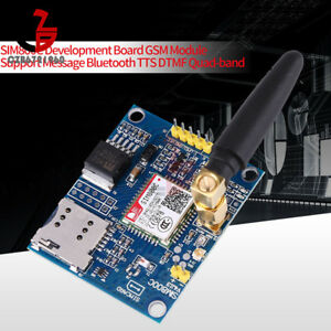 SIM800C Module GSM GPRS SMS data Support Bluetooth TTS DTMF Development Board