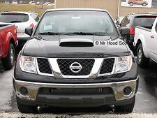 1998-2020 Hood Scoop For Nissan Frontier by MrHoodScoop UNPAINTED HS003