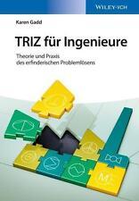 TRIZ für Ingenieure von Karen Gadd (2016, Taschenbuch)