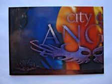 2001 ANGEL SEASON 2 *CITY OF ANGEL* FOIL PUZZLE CHASE CARD CA6