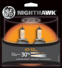 NIGHTHAWK - Twin Blister Pack fits 1998-2009 Volvo V70 S80 S40  GE LIGHTING