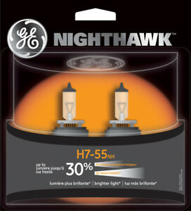 Headlight Bulb-Sedan GE Lighting H7-55NH/BP2