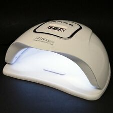 150W UV Nail LED Lamp Auto-Sensing Dryer Gel Polish Light Manicure Curing Spa