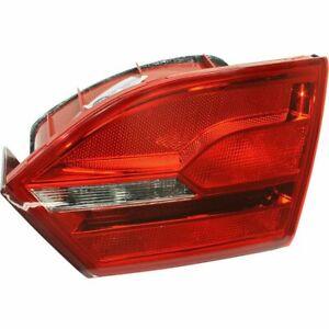 Passenger RH Right Taillamp Sedan Inner fits 2011 2014 Volkswagen Jetta_(Type-6)