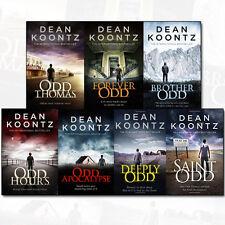 Odd Thomas Series 7 Books Collection Set by Dean Koontz Pack Saint Odd NEW