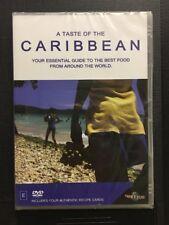 TASTE OF THE CARIBBEAN, A Brand New Sealed DVD - Region 4