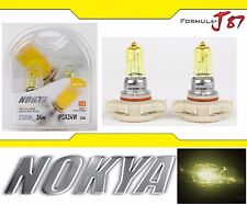Nokya 2500K Yellow PSX24W 12276 Nok7691 24W Fog Light Bulb Replacement Halogen