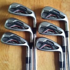 Titleist AP1 712 Iron Set 6-PW & W Regular Flex Steel Titleist NS Pro 970 Shafts