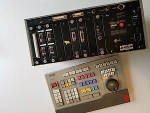 Sony BVE-900 Editing Control Unit w/ BKE-904, BKE-912, BKE-916, BKE 901