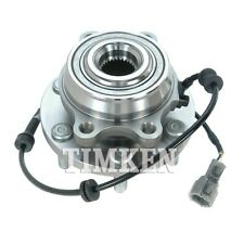 Wheel Bearing and Hub Assembly-4WD Front Timken SP450701