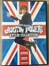 New listing Austin Powers Collection (Dvd, 2011, 2-Disc Set)