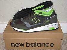 New Balance M1500GG Grey / Green Mens Size 9.5 DS NEW! 574 576 577 580 998
