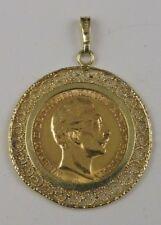 20 Mark Gold, Deutsches Reich, Preussen, Wilhelm II, 1911 A, Anhänger 585 Gold,