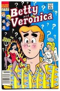 Betty and Veronica #56 - 1992 - Archie - VF - comic book