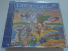 Walt Disney World Quest Magical Racing Tour SEGA DREAMCAST NEUF dans sa boîte Seald scellée